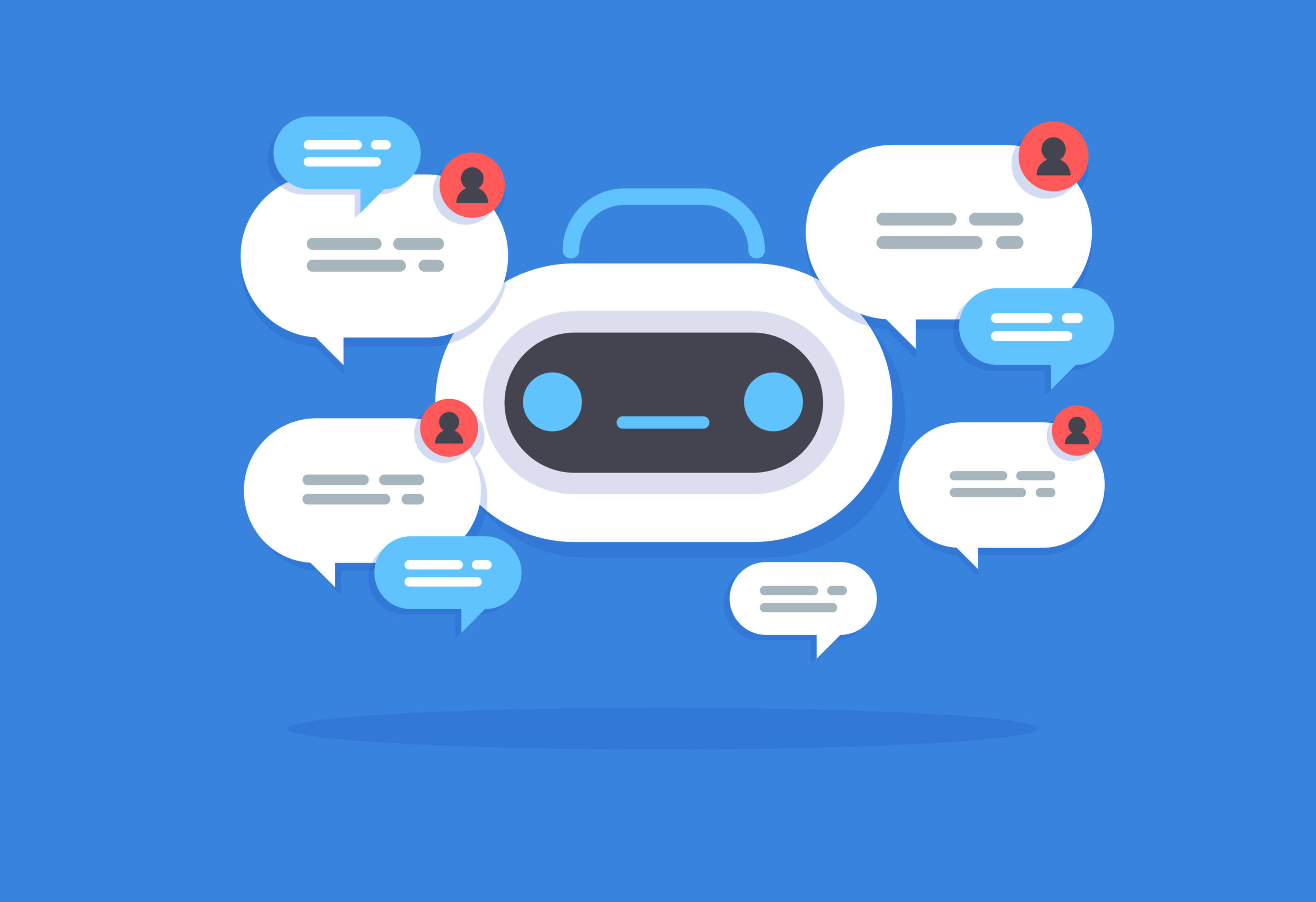 chatbots scaled